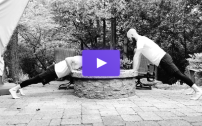 The Hands Elevated Push-up