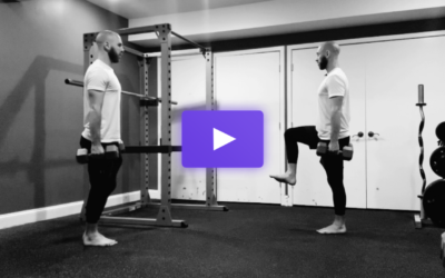 The Standing Dumbbell March