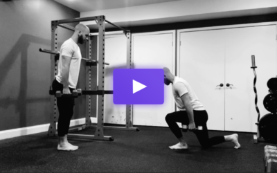 The Dumbbell Reverse Lunge